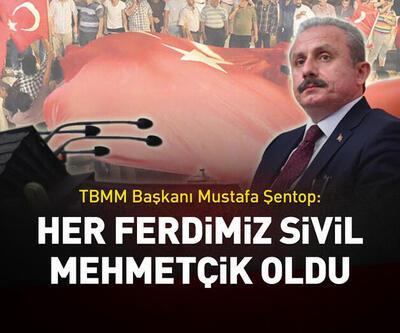 """""""Her ferdimiz sivil Mehmetçik oldu"""""""