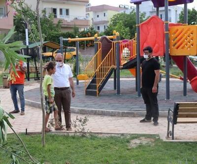 Ömerli'de şehitlerin isimleri parkta yaşatılacak