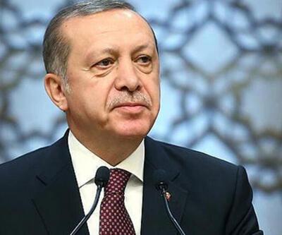 Erdoğan, şehit polislerin ailelerine başsağlığı diledi | Video