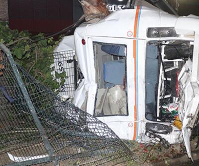 Adana'da feci kaza: Çok sayıda yaralı var