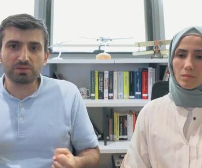 Sümeyye ve Selçuk Bayraktar'ın gözünden 15 Temmuz | Video