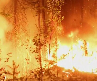 Son Dakika Haberi: Dünyanın en soğuk bölgesi yanıyor | Video