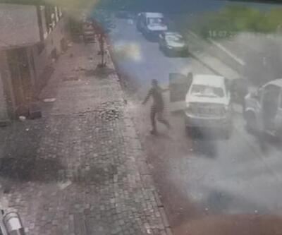 Son dakika... Bağcılar'da polise silahlı saldırı kamerada   Video