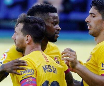 Lionel Messi gol kralı oldu