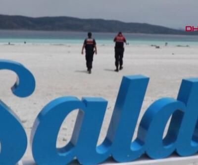 Burdur Valisi açıkladı: Salda Gölü'nün suyu içilebilir | Video
