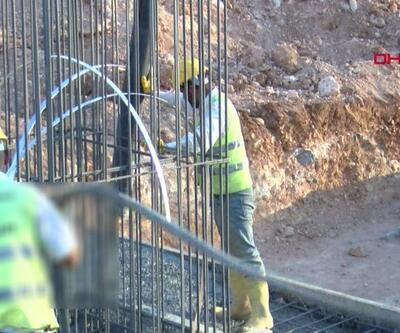 Kızılay'dan Malatya'ya afet malzemeleri fabrikası | Video