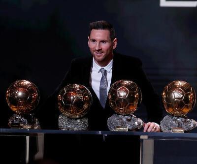 Ballon d'Or bu sezon verilmeyecek