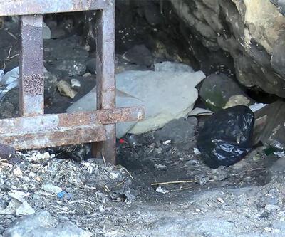 Son dakika... Tarihi mağaralar çöplüğe döndü | Video