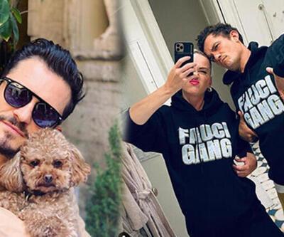 Orlando Bloom ve Katy Perry'nin kaybolan köpeği yaşamını yitirdi