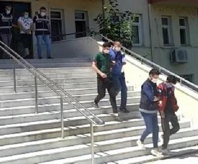 Kütahya'da motosiklet hırsızlığı şüphelileri tutuklandı