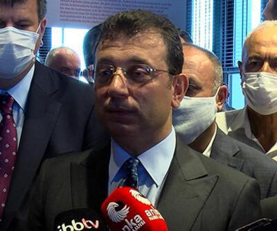 İmamoğlu, Cumhurbaşkanı Erdoğan'la sürpriz görüşmesini anlattı
