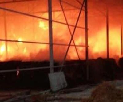 Yangına müdahale esnasında kalp krizi geçiren itfaiye eri hayatını kaybetti