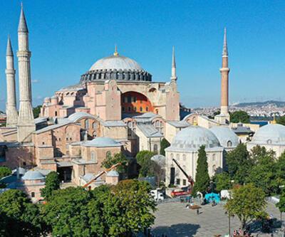 İstanbul Valisi Yerlikaya'dan Ayasofya Camii teşekkürü