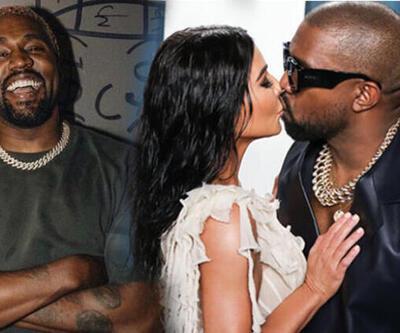 Kanye West, Kim Kardashian'ı görmek istemiyor iddiası