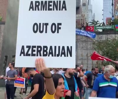 ABD'de Ermenistan protestosu | Video