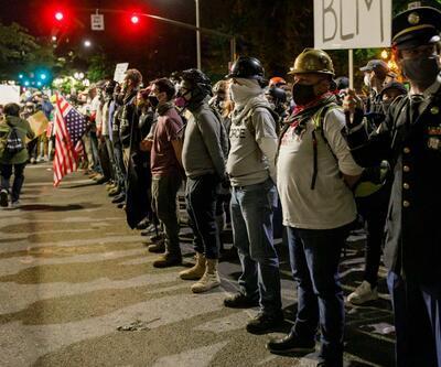 ABD'nin Portland kentinde gösteriler sürüyor: Binlerce kişi katıldı