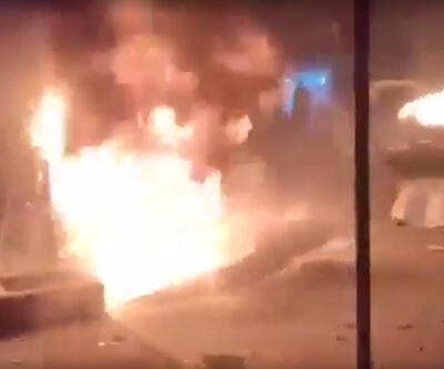 İdlib'te bomba yüklü motosiklet patladı: 12 yaralı