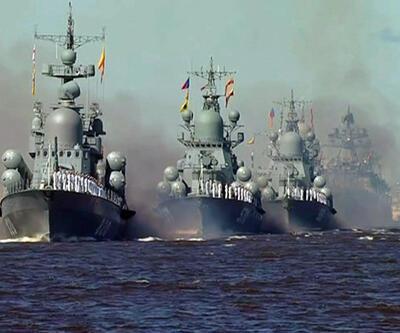 Son Dakika Haberleri: Putin'den gövde gösterisi! Rus donanması hipersonik silahlarla donatılacak   Video