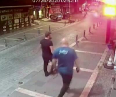 Son Dakika Haberleri: Türk bayrağını söküp yere atan zanlı tutuklandı | Video