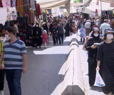 Son Dakika Haberleri: Bayram öncesi alışveriş telaşı | Video