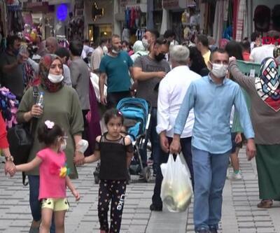Erzurum'da vakalar artıyor | Video