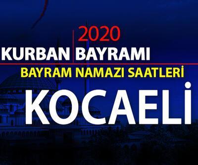 Kocaeli bayram namazı saati 2020: Kocaeli bayram namazı vakti, saat kaçta, ne zaman?