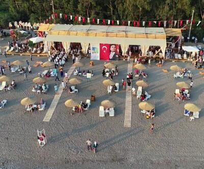 Türkiye'nin ilk ekolojik plajı | Video