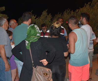 İzmir'in Menderes'te orman yangını sebebiyle bir site daha boşaltıldı