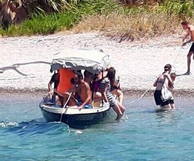 Foça'daki tekne faciasında kaptan tutuklandı