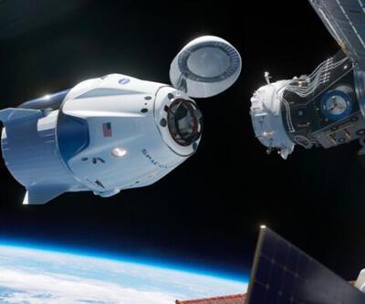 SpaceX astronotları döndü