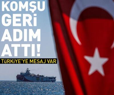 Türkiye'ye mesaj var