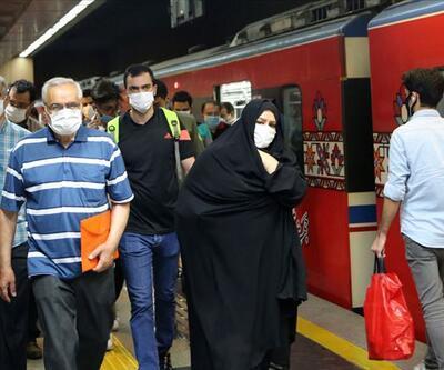 İran'da koronadan son 24 saatte 212 can kaybı