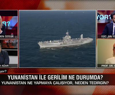 Yunanistan ile gerilim ne durumda? Enerji satrancını kim kazanacak? Dünyanın gözü neden Libya'da? Ne Oluyor?'da tartışıldı