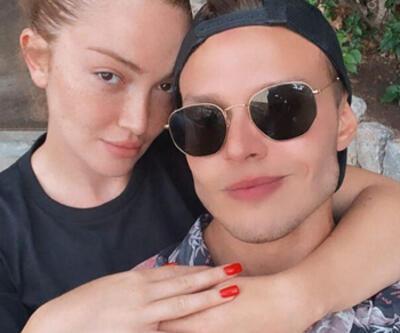 Danla Bilic ve Murat Ceylan aşk dedikodularına fotoğraflı yanıt verdi