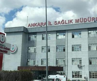 Ankara Sağlık Müdürlüğü'nden o iddialara yanıt