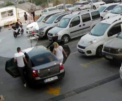 Son dakika... Hem motosikleti çalındı hem de dolandırıldı   Video