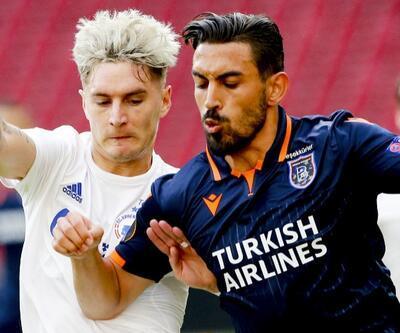 Başakşehir UEFA Avrupa Ligi'ne veda etti