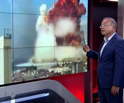 Patlamadaki dumanların anlamı ne?