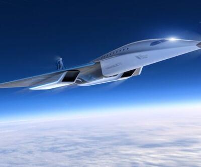 Virgin Galactic süpersonik uçak çağını tekrar açıyor