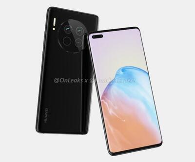 Huawei Mate 40 ortaya çıktı