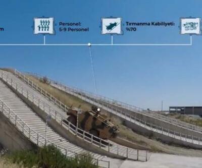 Son dakika haberleri... İsmail Demir: Vuran taktik tekerlekli zırhlı araçlarımızın yenilerini teslim ettik | Video