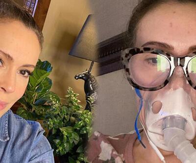 Alyssa Milano koronavirüse yakalandığını açıkladı