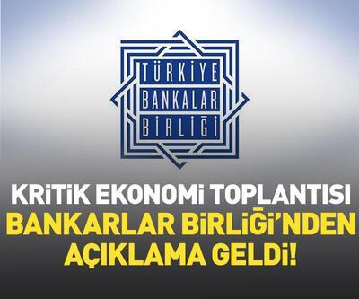 Türkiye Bankalar Birliği'nden açıklama geldi