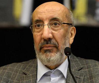 AK Parti Dilipak hakkında suç duyurusunda bulunacak