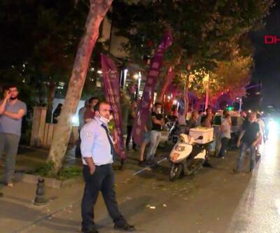 Ataşehir'de yangın paniği | Video
