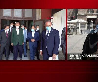 Cumhurbaşkanı Erdoğan, cuma namazını Ayasofya'da kılacak