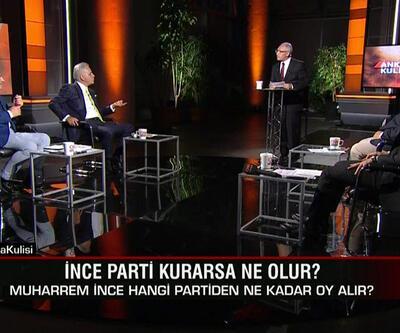 Bahçeli'nin mesajı ne anlama geliyor? İnce'nin aklındaki asıl plan ne, parti kurarsa ne olur? Ankara Kulisi'nde tartışıldı
