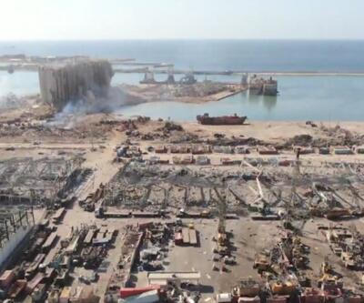Lübnan Sağlık Bakanı: 154 kişi öldü 6 bin kişi yaralandı | Video