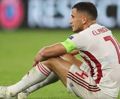Galatasaray'la anlaşan Elabdellaoui, takımına veda etti