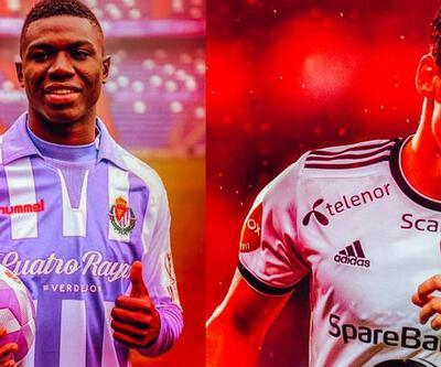 Stiven Plaza ve Anders Trondsen resmen Trabzonspor'da